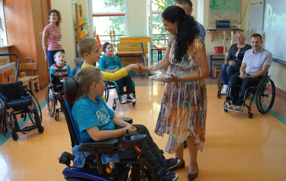 Transforming Treatment of Children with Cerebral Palsy by Focusing on their Abilities