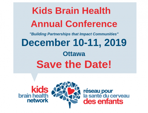 Kids Brain Health  Annual Conference 2019