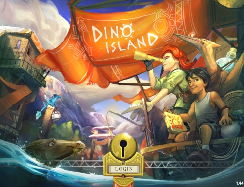 Dino Island: The therapeutic game for children with neurodevelopmental disabilities