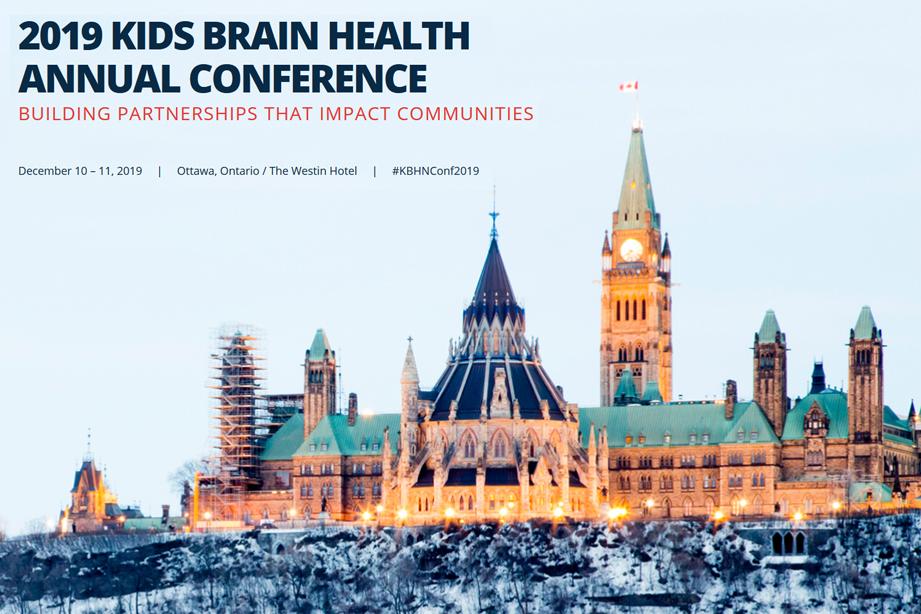 2019 Kids Brain Health Annual Conference