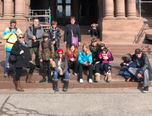 FASD Day in the Ontario Legislature